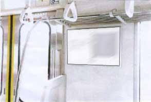 【イメージ】ドア横ポスター